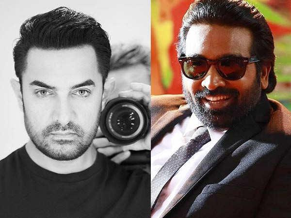 Rumour has it: Are Vijay Sethupathi and Aamir Khan having a tussle?