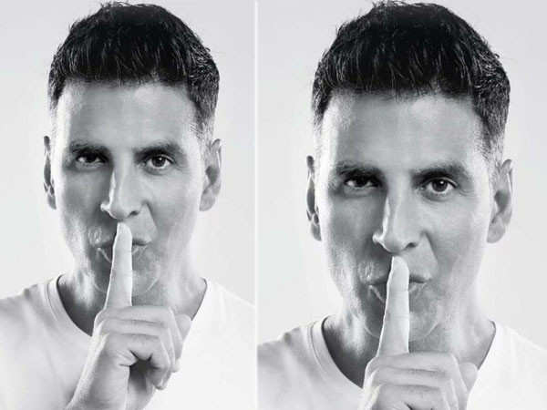 Akshay Kumar can't charge his phone and the reason behind it is amazing