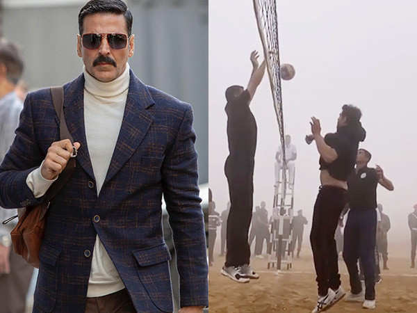 Akshay Kumar Flags Off The Marathon At The Army Day The Perfect Way