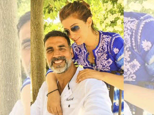 Akshay Kumar's adorable anniversary message for wife Twinkle Khanna is all heart