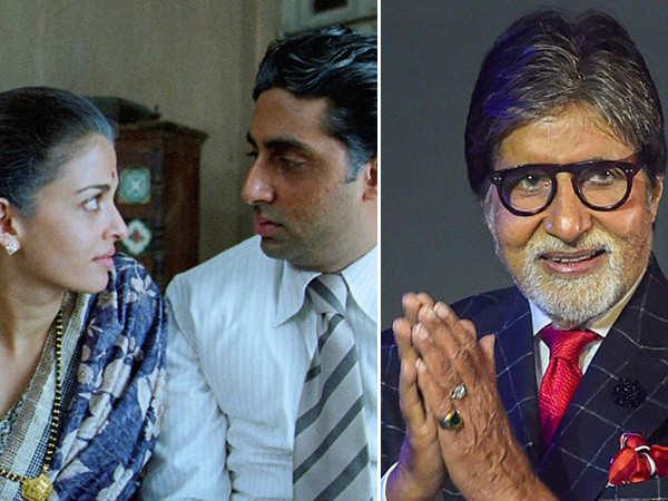 Amitabh Bachchan praises Abhishek Bachchan as Guru completes 14 years today