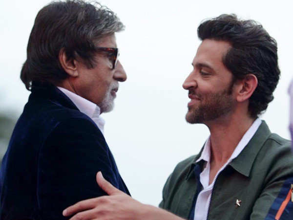 Amitabh Bachchan Shares A Throwback Picture From 1979 With Baby Hrithik Roshan