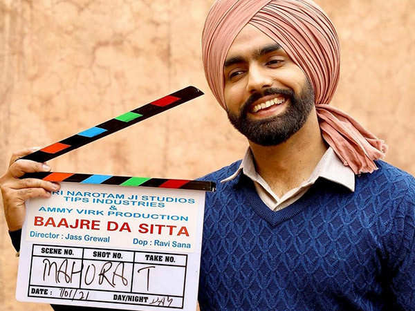 Ammy Virk And Tania Team Up Again For Bajre De Sitta