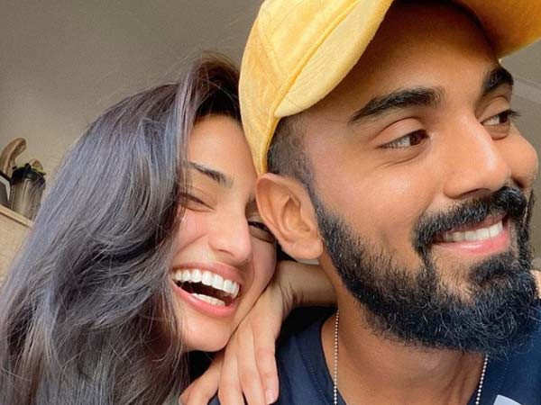 Athiya Shetty posts an unseen picture with KL Rahul