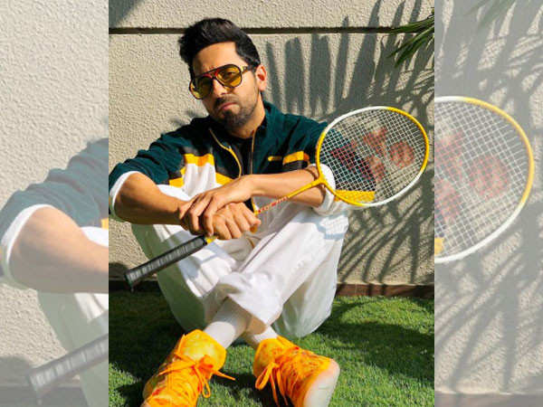 Ayushmann Khurrana is back in Mumbai for a very special reason
