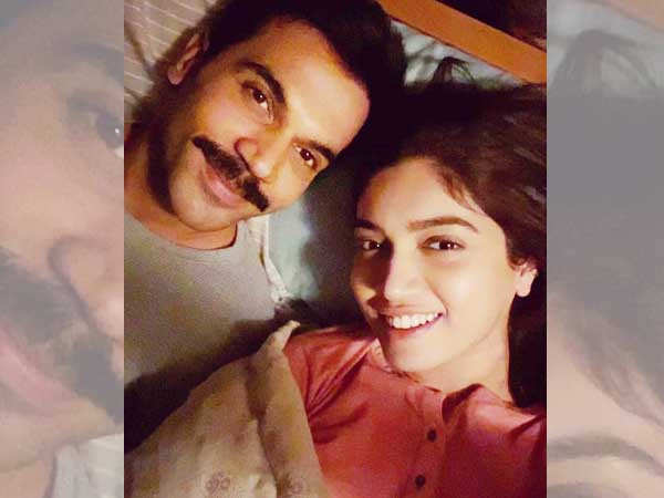 Bhumi Pednekar and Rajkummar Rao's selfie from Badhaai Do is too adorable