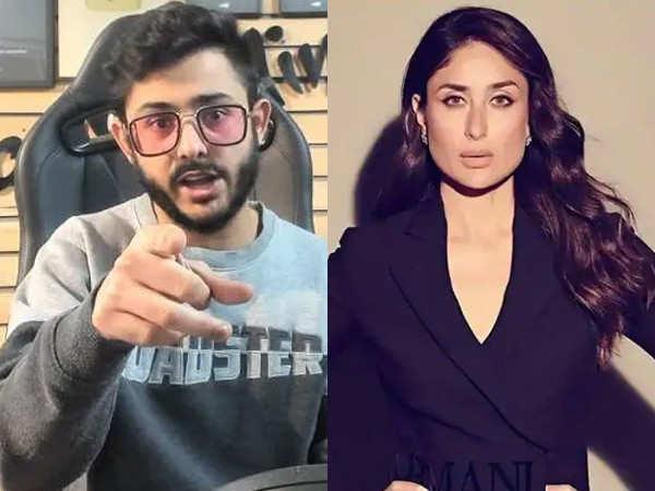Kareena Kapoor Khan questions YouTuber Carryminati on his roast videos