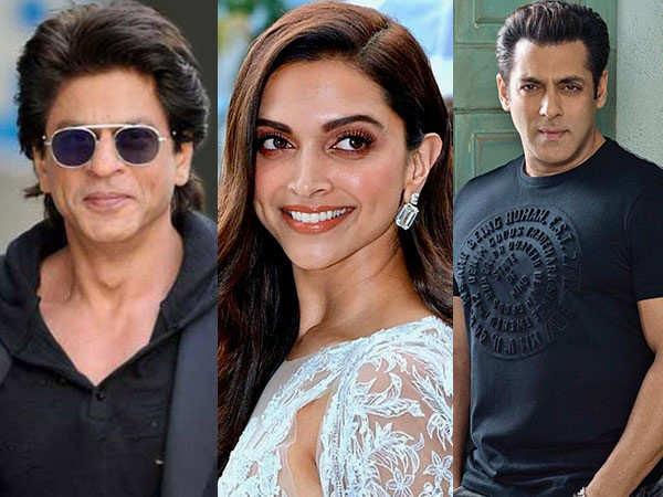 Deepika Padukone, Salman Khan, Shah Rukh Khan to feature in YRF's 50 year slate