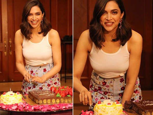 Video: Deepika Padukone talks about her love for baking