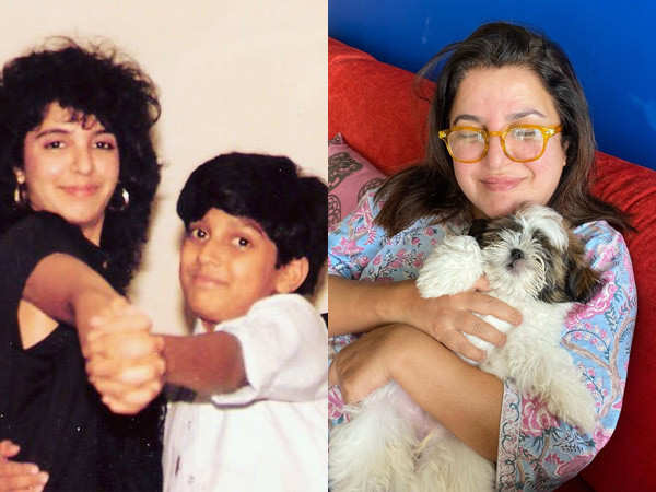 This throwback picture of Farah Khan and Farhan Akhtar is adorable