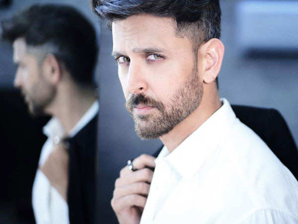 Hrithik Roshan Shares His Look From His Next Project