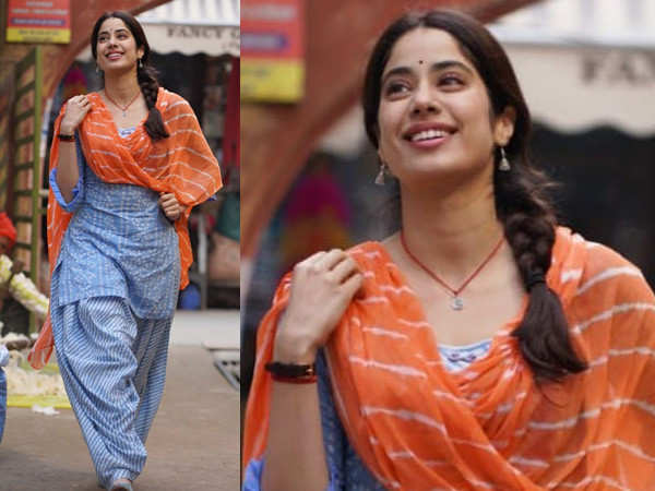 The shooting of Janhvi Kapoor's Good Luck Jerry faces hurdles