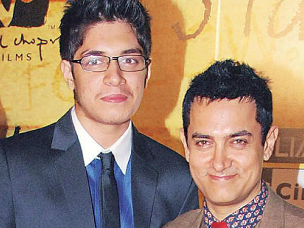 Aamir Khan's son Junaid Khan to be launched by YRF?