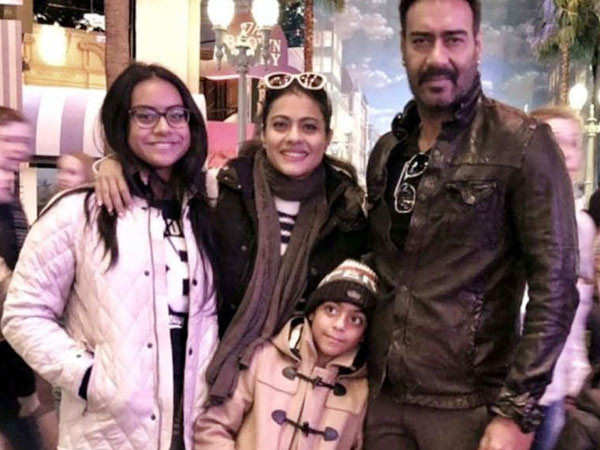 Kajol talks about how it's easy to be labelled a bad mom