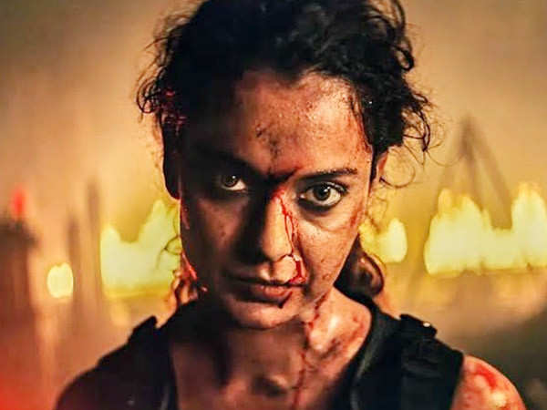 Kangana Ranaut announces the release date of Dhaakad with a new poster