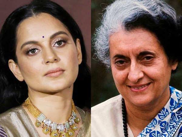Kangana Ranaut All Set To Play Indira Gandhi In Her Next Project