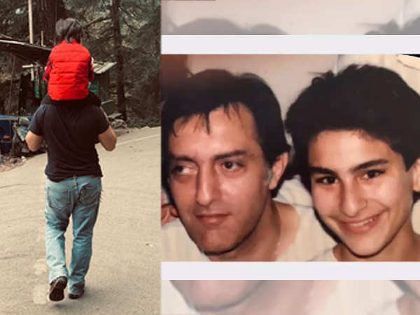Kareena Kapoor Khan shares a throwback picture of Saif Ali Khan