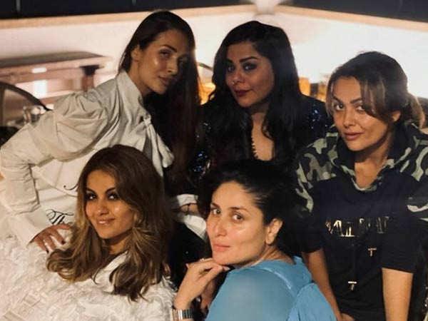 Kareena Kapoor Khan reunites with her girl gang