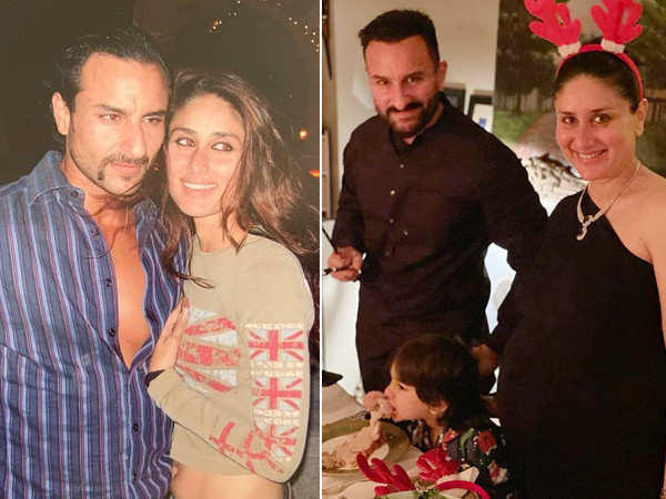 Kareena Kapoor Khan shares an adorable throwback picture with Saif Ali Khan