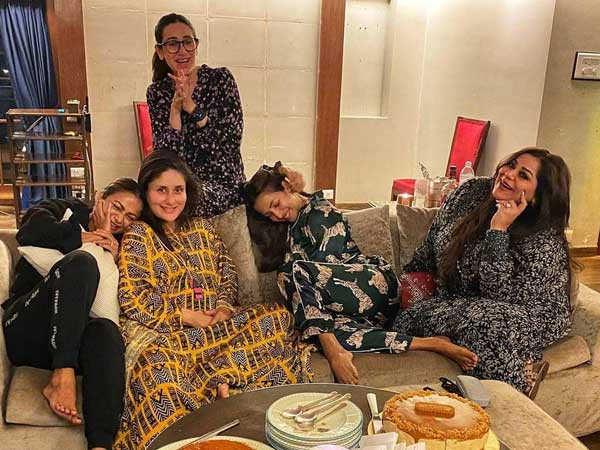 Kareena Kapoor Khan indulges her sweet tooth