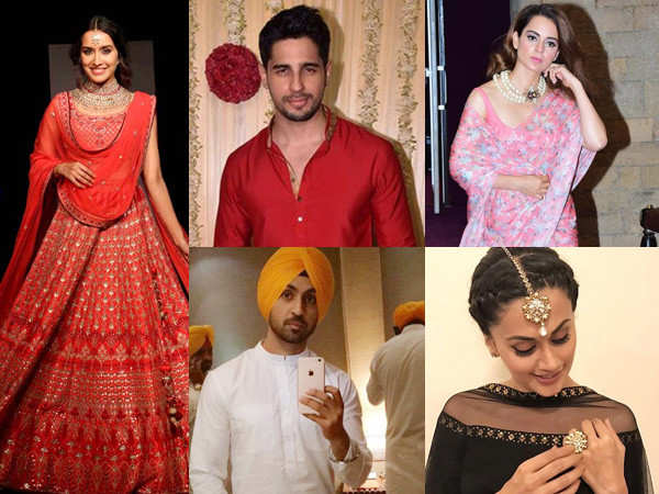 Stars Wish Their Fans A Happy Lohri With Special Posts