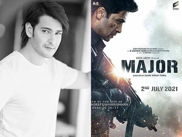 Mahesh Babu Announces The Release Date Of Major