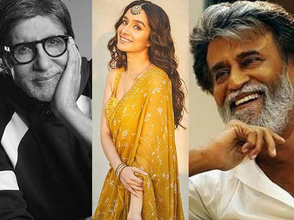 Rajnikanth, Amitabh Bachchan, Shraddha Kapoor wish fans Happy Makar Sankranti and Pongal
