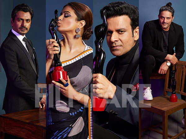 Winners of the Flyx Filmfare OTT Awards