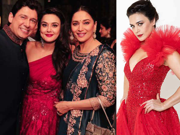 Stars pour in love for Preity Zinta on her birthday