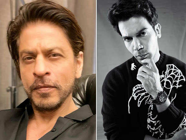Rajkummar Rao is a complete fanboy of Shah Rukh Khan and here's why