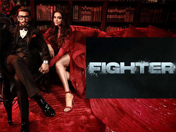Ranveer Singh expresses his excitement over Deepika Padukone and Hrithik Roshan's Fighter