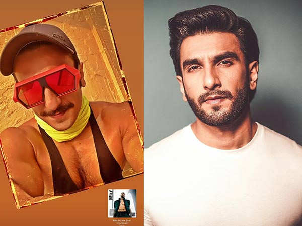 Ranveer Singh's sexy selfie motivates us to make this one a healthy weekend