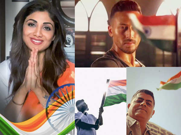 Stars share lovely pictures and messages on the 72nd Republic Day of India