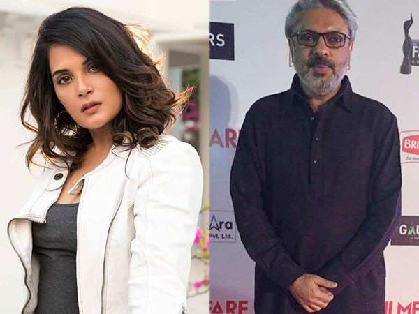Sanjay Leela Bhansali all set for an OTT debut with Richa Chadha in the lead role