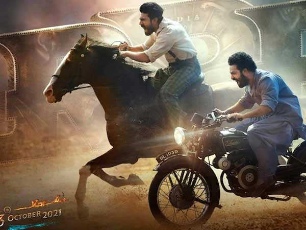 SS Rajamouli's RRR Finally Gets A Release Date