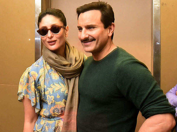 Exclusive! Saif Ali Khan reveals Kareena Kapoor Khan's due date
