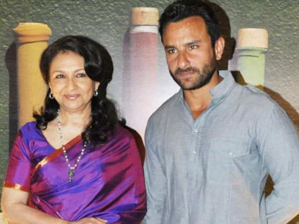 Here's why Sharmila Tagore is worried for Saif Ali Khan after the Tandav controversy