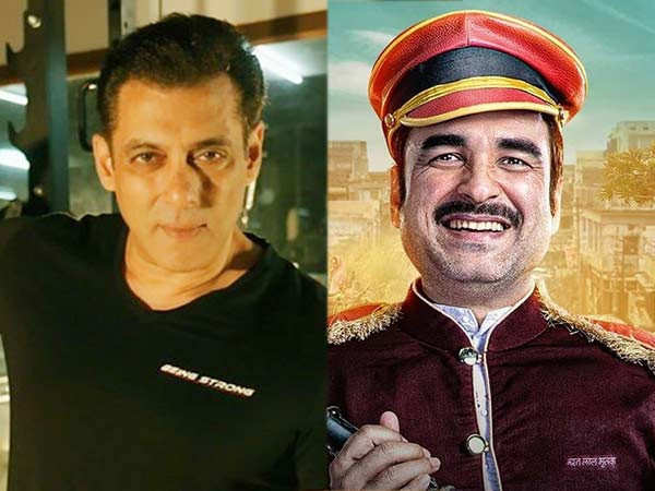 Salman Khan lends his voice for the first time for a movie not starring him – Kaagaz