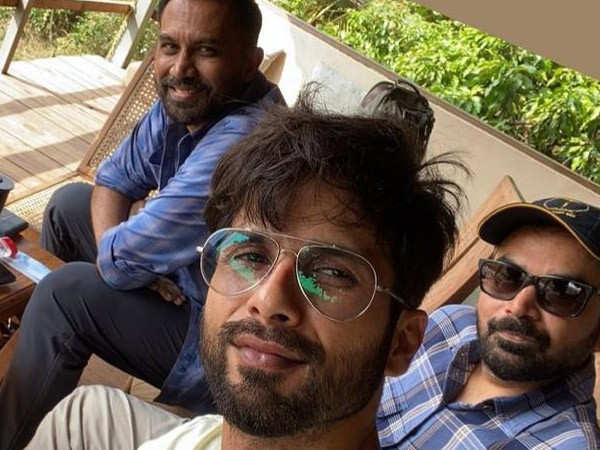 Shahid Kapoor shares a detail about his next project