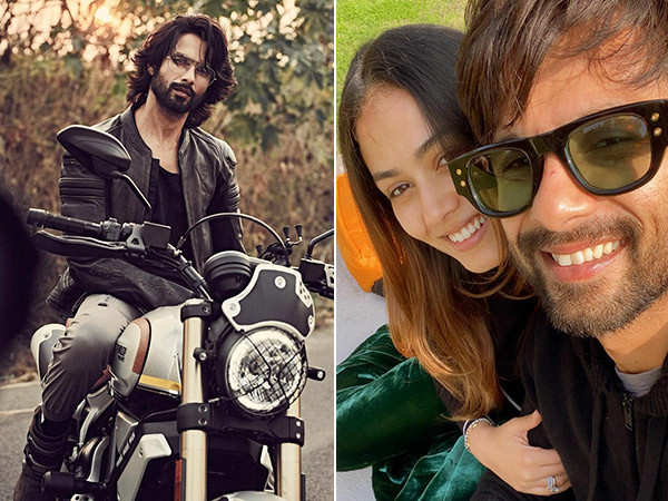 Shahid Kapoor Asks Filmmakers That He Wants A Typical Bollywood Hero Role