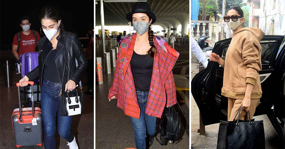 Best style investment approved by B-Town divas: Black handy bags