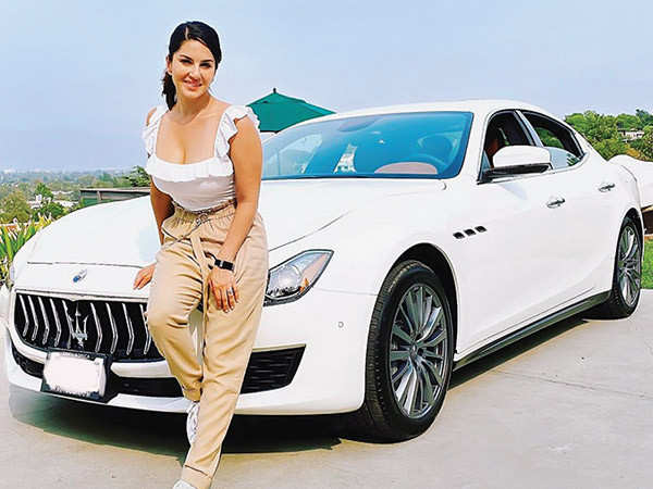 Sunny Leone talks about films, family and more