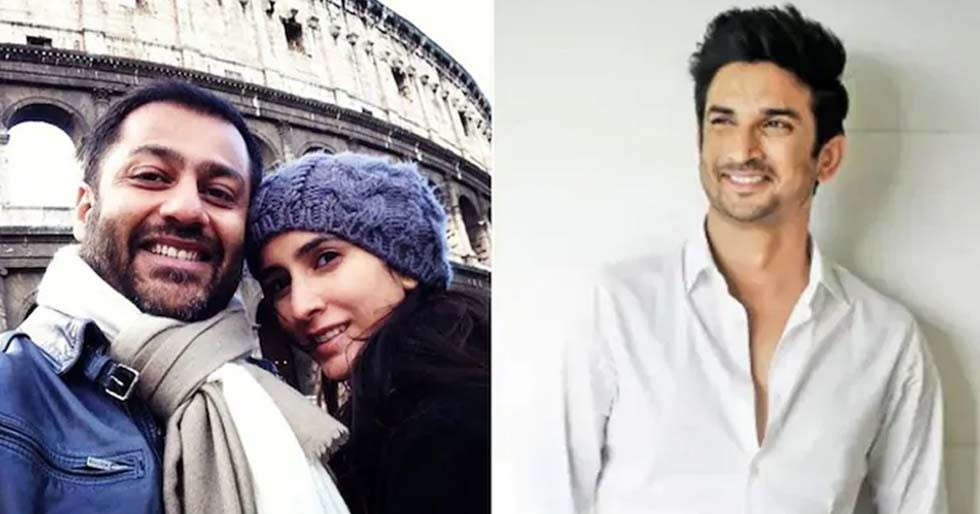 Abhishek Kapoor and Pragya Kapoor to honour late Sushant Singh Rajput in a special way