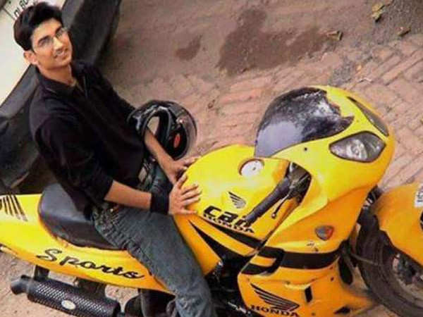 Here's how Sushant Singh Rajput earned money for his first bike