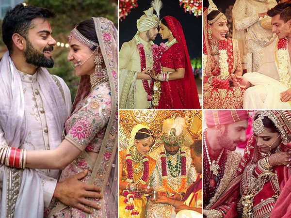 Throwback to 8 Iconic Bollywood star-studded weddings