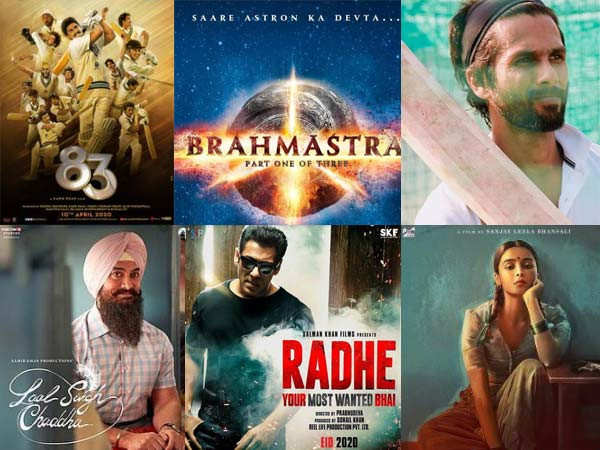 10 Bollywood movies everyone is waiting for in 2021