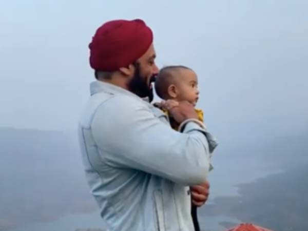 Salman Khan dancing with his niece Ayat is the cutest thing you'll see today