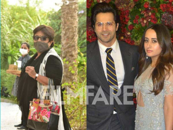 Deets about Varun Dhawan and Natasha Dalal's Mehendi ceremony