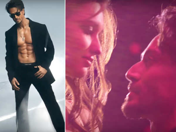 Tiger Shroff's second single Casanova is out now