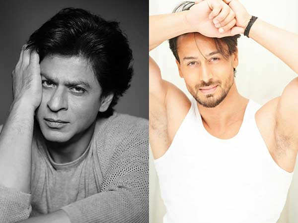 This is the one thing Tiger Shroff loves a lot about Shah Rukh Khan